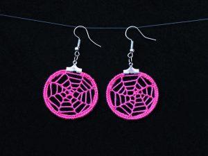 Pink pókos - F8313